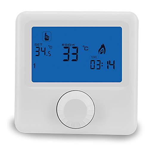 KPS Cronotermostato digital para calefacción gran flexibilidad de programación KPS CONFORTLINE CRONO