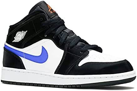AIR JORDAN Nike 1 Mid SE Game Royal Grade School (554725 140) Size 6.5Y