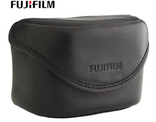 Fujifilm Premium Leder Kameratasche für FinePix S1000fd & S1500