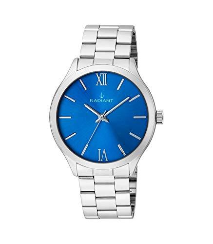RADIANT Reloj Analógico para Mujer de Cuarzo con Correa en Acero RA330217