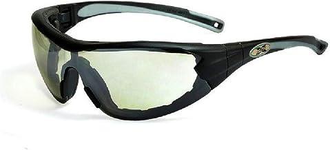 Oculos PROTEÇÃO Delta Militar Tiro Airsoft Teste Balistico C.A (ESPELHADO (IN-OUT))