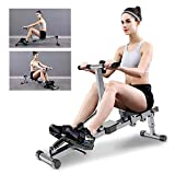 ZYFI Rowing Machine For Home Use Foldable, Mute Easy To Store Home Fitness