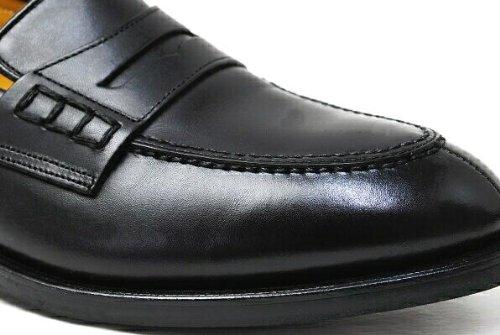 [リーガル]REGALメンズビジネスシューズローファーJE02AH(3E)ブラック25