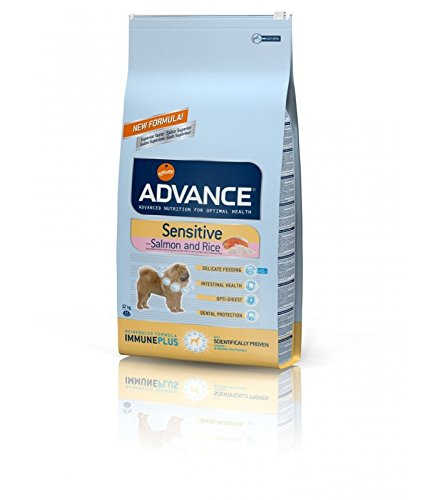 ADVANCE - ADVANCE SENSITIVE Salmón y arroz - 3 Kg