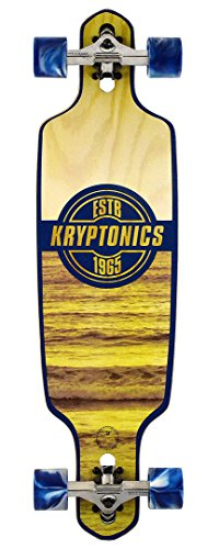 Kryptonics White Wash 36 Longboard