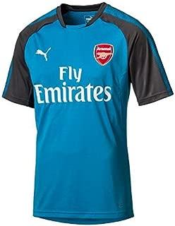 2017-2018 Arsenal Puma Training Jersey (Blue) - Kids