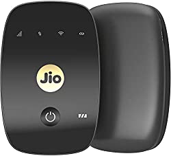 JioFi M2S 150Mbps Wireless 4G Portable Data + Voice Device [Shopping Hub]