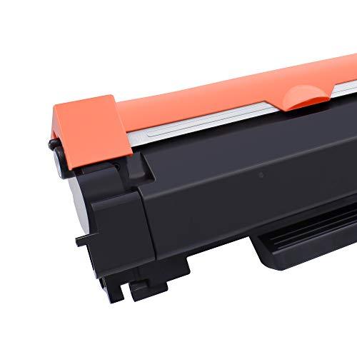 Mony Compatible Cartuchos de Tóner para Brother TN2420 TN 2420 (1 Negro, con Chip) Compatible con Brother HL-L2350dw MFC-L2710dw DCP-L2530dw DCP-L2510d MFC-L2710dn MFC-L2750dw DCP-L2550dn Impresoras