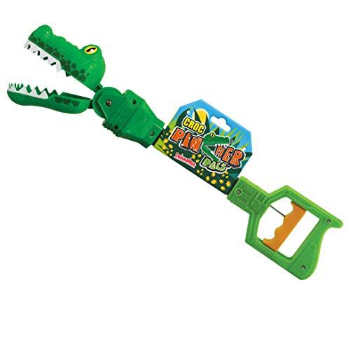 El cocodrilo Pincher PAL Large clasificó el Juguete del capturador de los niños para los Muchachos de Deluxebase
