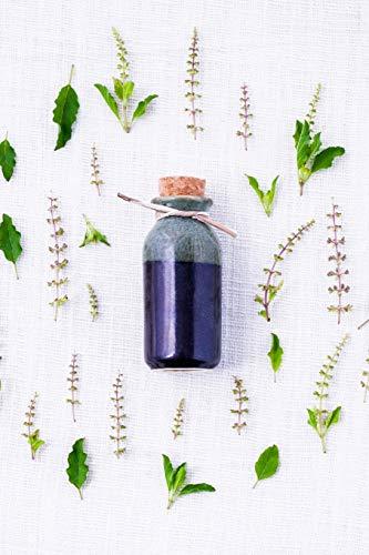 Die Magie der ätherischen Öle: Notizbuch für 50 ätherische Öle und 100 Aromatherapie-Rezepte / Rezeptbuch für ätherische Öle / Notizbuch für magische Aromatherapie (Magische Zutaten, Band 1)
