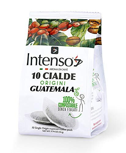 Intenso Guatemala Espresso, 12 x 10 ESE Pads
