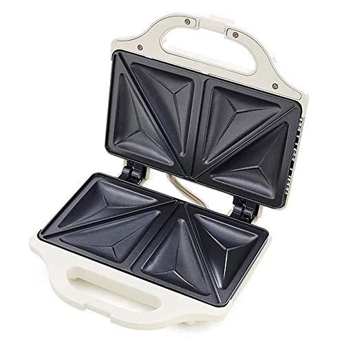 Frühstück Waffel-Hersteller Multi-Funktions-Toaster Spiegelei-Sandwich-Hersteller Doppelseitige Haushalt Heizung Bratpfanne