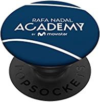 PopSocket Ufficiale logo Rafa Nadal Academy by Movistar PopSockets PopGrip: Impugnatura per Telefoni Cellulari e Tablet...