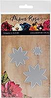 Paper Rose Dies-Flower Set 4