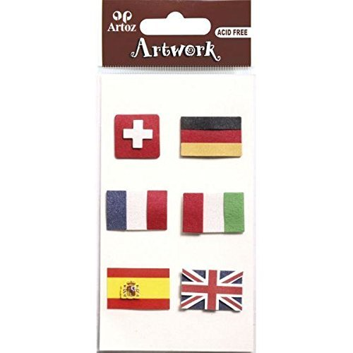 Artoz Artwork 3D Motiv-Sticker 185590-78,