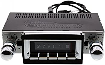 1969-1972 Chevrolet Chevelle and/or El Camino 300 watt Custom Autosound USA-740 AM FM Car Stereo/Radio with built-in Bluetooth, AUX Inputs, Color Change LCD Digital Display