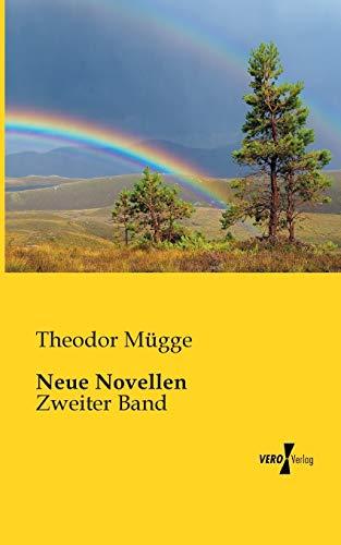 Neue Novellen: Zweiter Band