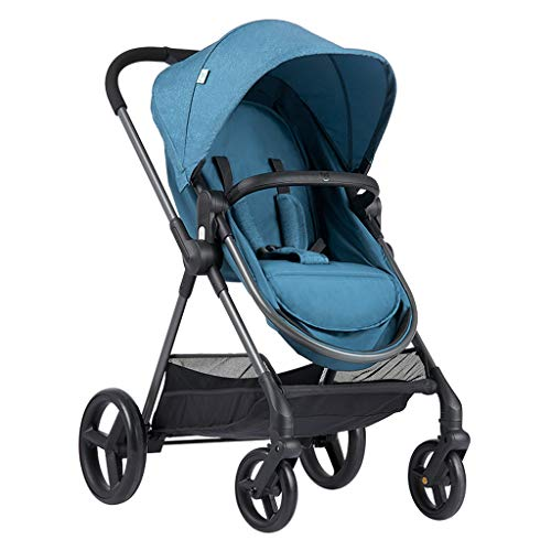 New XYSQ Stroller Pushchair Pram Carriage Stroller - Pushchair Stroller Compact Convertible Luxury S...
