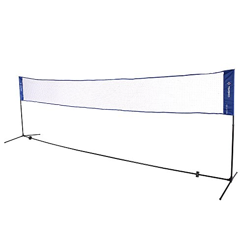 Check Out This Walmeck- Portable Quickstart Tennis Badminton Net System Indoor Outdoor Sports Volley...