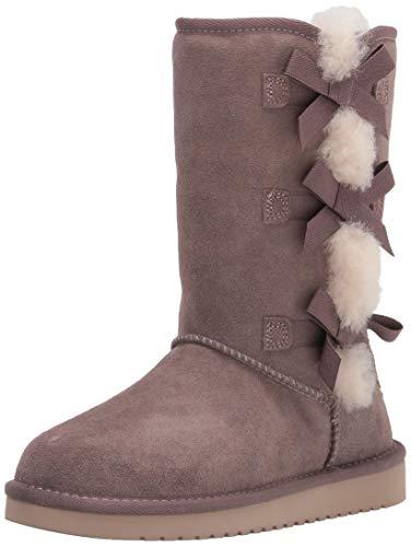 Koolaburra by UGG Women's Victoria Tall Fashion Boot, Cinder, 10 M US