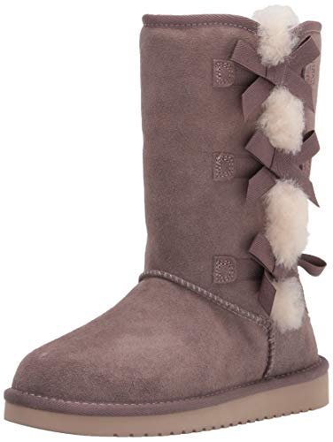 Koolaburra by UGG Women's Victoria Tall Fashion Boot, Cinder, 09 M US
