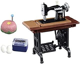 Re-Ment Miniature Modern Girl Set # 6 Sewing ( 1 Piece )