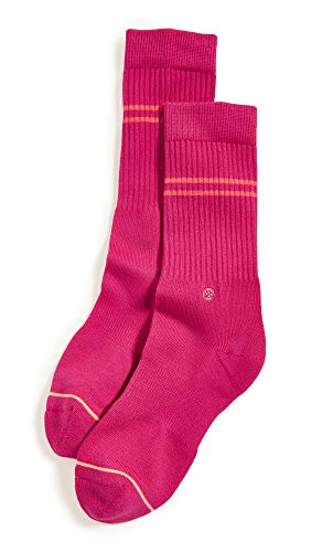 Stance Damen Vitality Socken, Fuschia, S