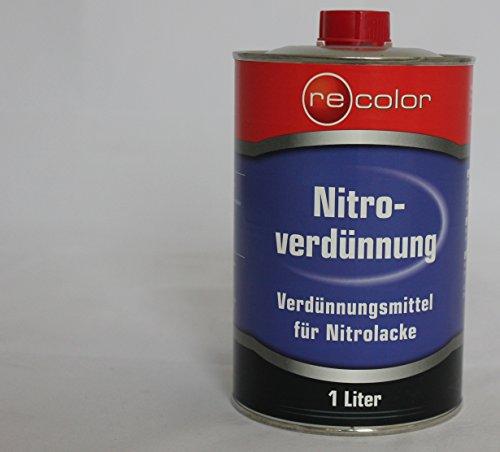 reColor Nirtoverdünnung, Universalverdünnung, 3 Liter