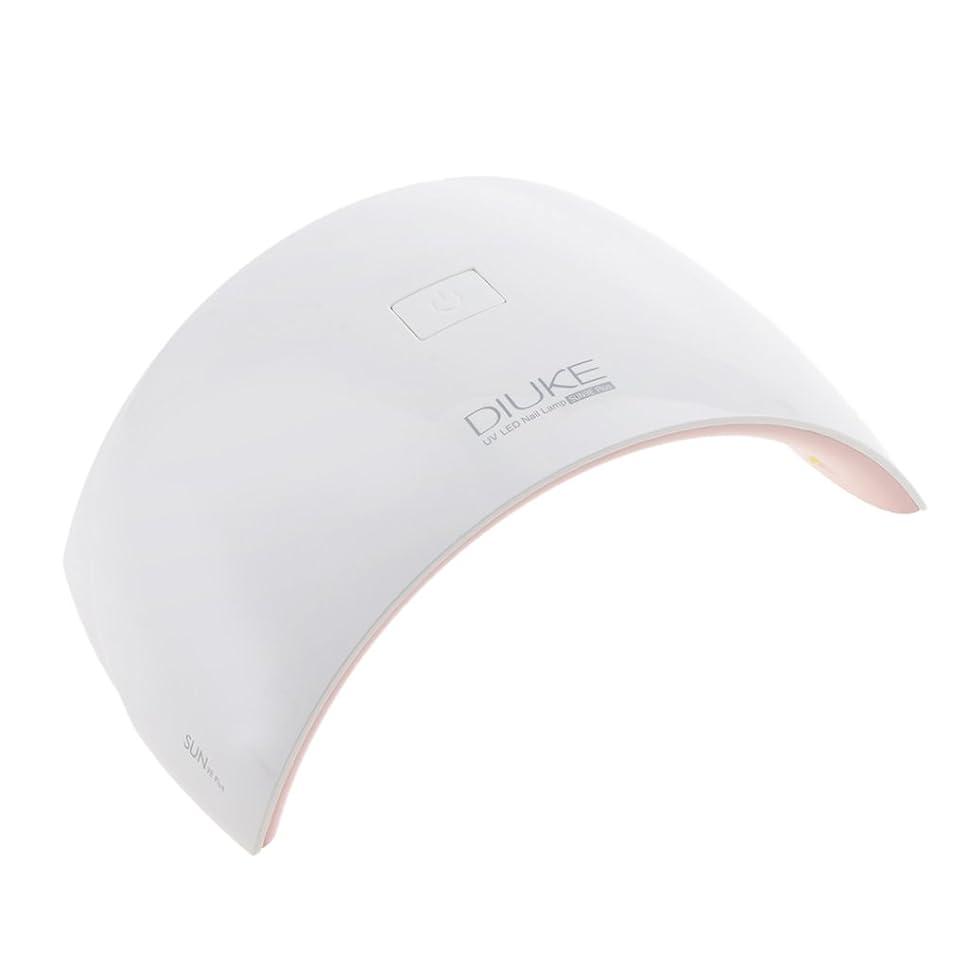 禁じる麦芽姿勢Baosity LED ネイルドライヤー ネイル硬化用ライト UVライトネイル ドライヤー マニキュア用 便利