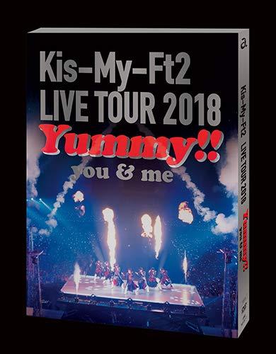 LIVE TOUR 2018 Yummy!! you&me(DVD2枚組)(通常盤)
