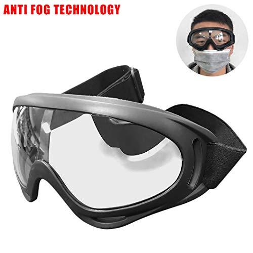 Anti-Sand GL-04 Andux Zone Protezione UV400 Schiuma Imbottita Cinque Equitazione di Sicurezza Tactical Goggles//Moto Occhiali anti-vento anti-Luce Solare