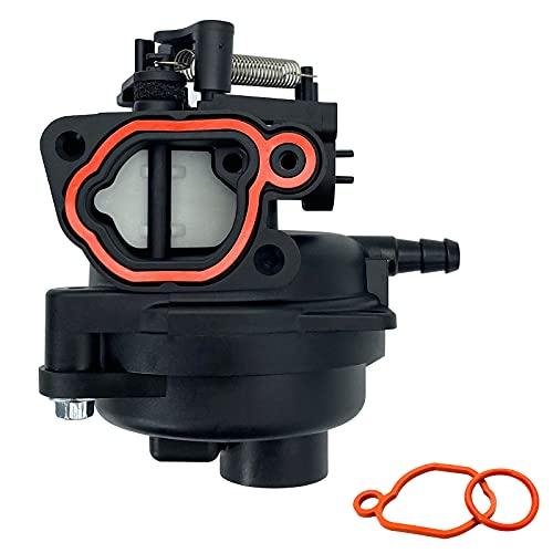 SKARUMMER 799584 594058Carburetor Replacement for Briggs & Stratton Lawnmower Lawn Mower Vertical Engine 550EX 725EXI 625EX 675EX 140cc 09P702, Troy BiltTB110 TB200