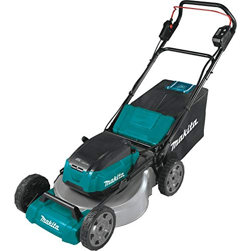 Makita XML07Z 36V Battery Brushless Cordless Lawn Mower Review