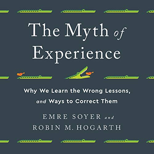 The Myth of Experience cover art