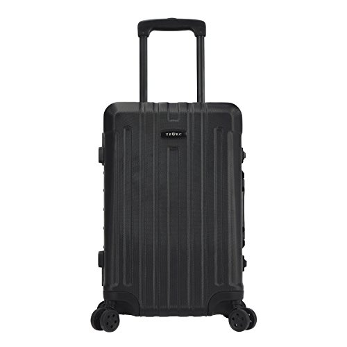 TPRC Seattle 20' Hard-side Rolling, Black Carry-On Luggage, One Size