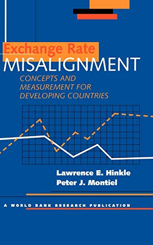 Exchange Rate Misalignment: Concepts and Measurement for Developing Countries (World Bank Publication)