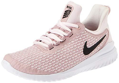 Nike Damen W Renew Rival Leichtathletikschuhe, Mehrfarbig (Pale Pink/Black/Plum Chalk/Vast Grey 604), 38 EU