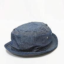 (シュガーケーン)SUGAR CANE ポークパイハット ブルーシャンブレー 帽子 SC02628