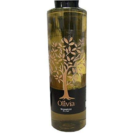 Olivia Papoutsanis Shampoo for Dry Hair with Greek Olive Oil & Provitamin B5, 300ml