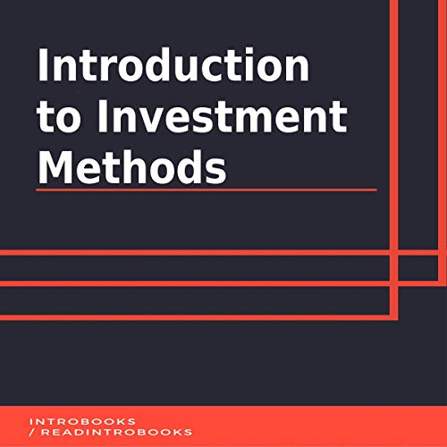 Introduction to Investment Methods cover art
