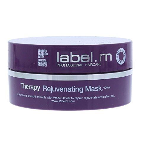 Label M Thérapie Rejuvenating Mask pour Femme 120 ml