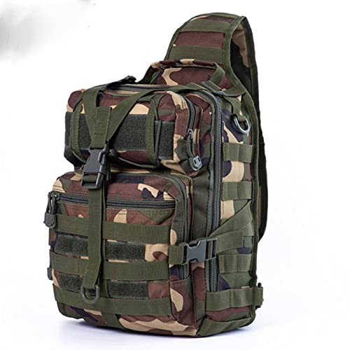 N\C Military Tactical Assault Pack Backpack Army Waterproof Rucksack Bag For Outdoor Hiking Camping