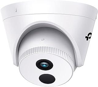 TP-Link VIGI C400HP 3MP Turret Network Camera, H.265+, 2.8 mm Fixed Lens, Smart Detection, Smart IR, WDR, 3D DNR, Night Vi...