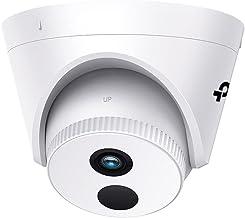 TP-Link VIGI 3MP Turret Network Camera, 2.8mm Lens, Smart Detection, Smart IR, WDR, 3D NDR, Night Vision, H.265+, PoE/12V ...