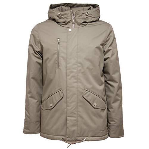 elvine 2429J Giubbotto Uomo Tecnico Light Grey Jacket Man [S]
