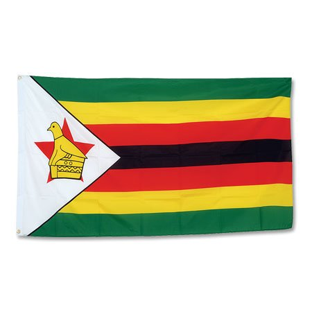 Flagge Simbabwe - 90 x 150 cm [Misc.]