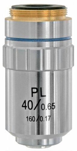 Bresser Objektiv, 5941540, DIN-PL 40x planachromatisch (Mikroskop)