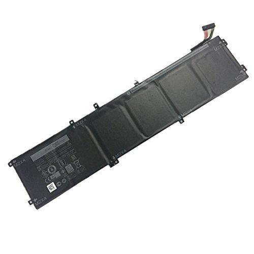 6GTPY 5XJ28 batería del Ordenador portátil para DELL Precision 5510 XPS 15 9550 9560 6GTPY 5XJ28 Laptop Tablet(11.4V 97Wh)