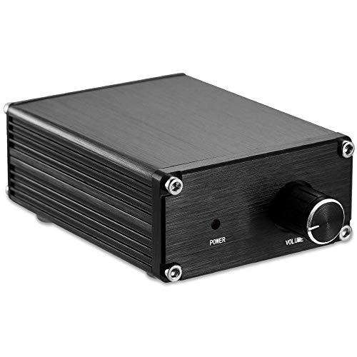 DollaTek 100W Mini Subwoofer Amplificatore Audio TPA3116D2 - Nero