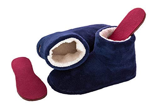 Microwave Heated Slippers